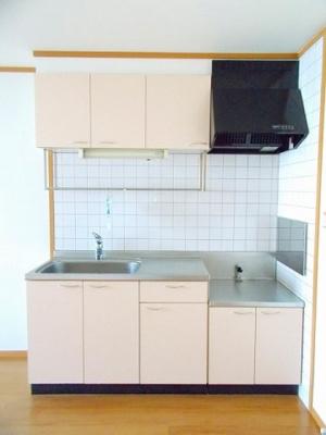 【キッチン】エルブスガーデンⅡ