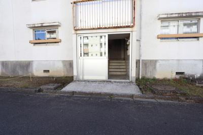 【エントランス】ビレッジハウス中津川第二2号棟