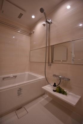 【浴室】代々木ニューハイツ