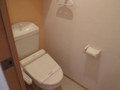 【トイレ】ヴィラコスモス