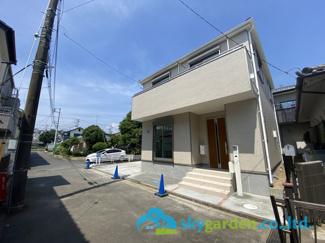 【外観】平塚市河内第8 新築戸建 1号棟