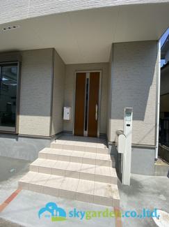 【玄関】平塚市河内第8 新築戸建 1号棟