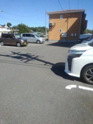 【駐車場】メルシーⅡ