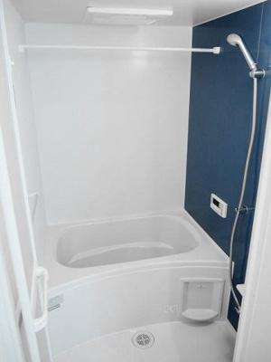 【浴室】フローリ-T
