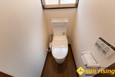 【トイレ】立川市西砂町3丁目 中古戸建