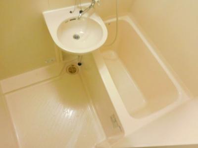 【浴室】Hill Top Terada