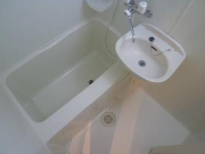 【浴室】スパシエルクス本所吾妻橋