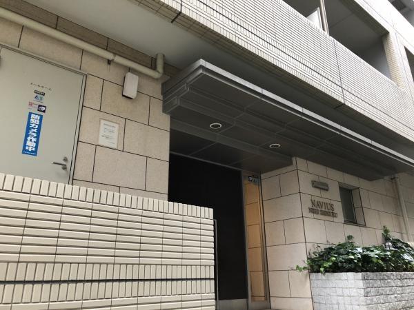 【エントランス】ナビウス西新宿