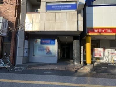 【外観】諏訪栄町店舗事務所S