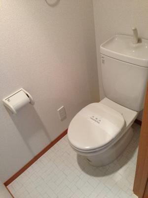 【トイレ】ロイヤルコート三ッ沢