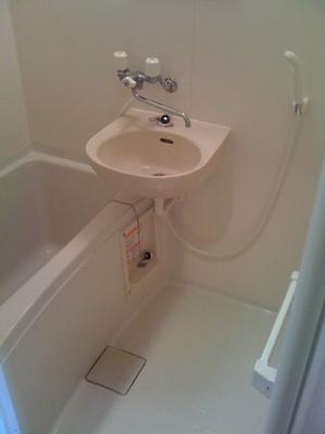 【浴室】ロイヤルコート三ッ沢