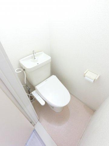 【トイレ】ガーデン六本木