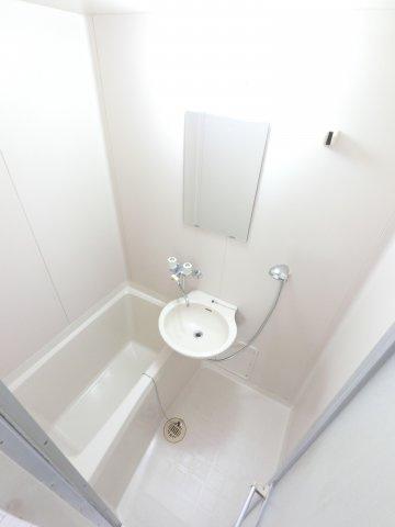 【浴室】ガーデン六本木