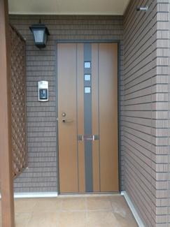 【玄関】ルナ・ソレイユ A
