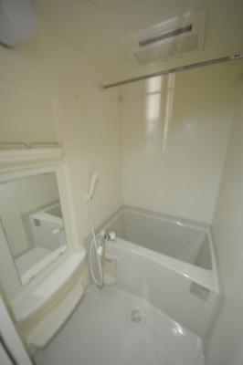 クリスタルブライト谷町 浴室