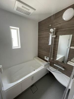 【浴室】西脇市野村町 新築1棟 4LDK