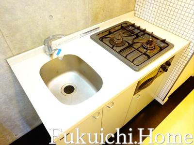 【キッチン】シンシア幡ヶ谷