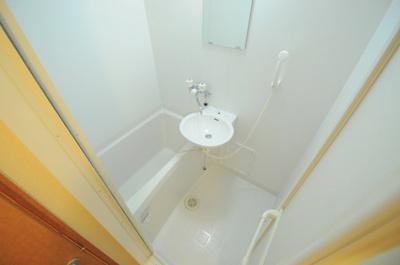 【浴室】レオパレスやくら