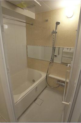 【浴室】アビタシオン菊川