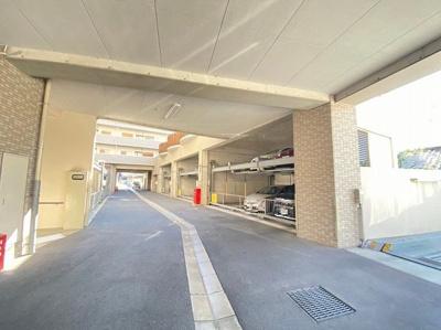 【駐車場】APAスプリングスガーデン和泉上町