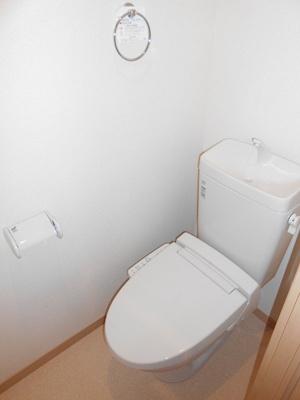 「シャワー付トイレ」