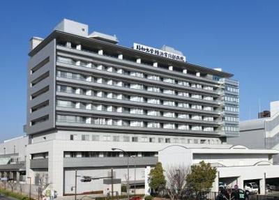 昭和大学横浜市北部病院まで678m