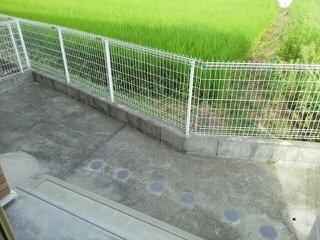 【庭】ベルメゾン