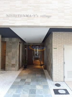 【駐車場】NISHITENMA-Y's village