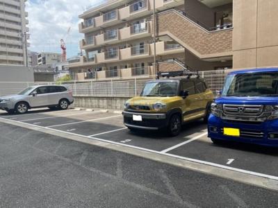 【駐車場】ビバーチェ鷺洲