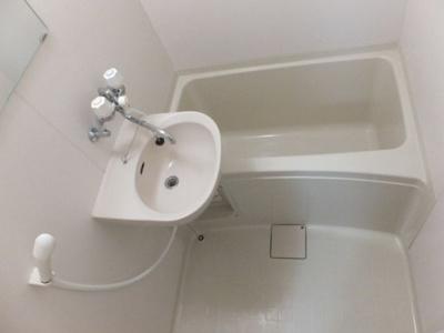 【浴室】レオパレス三橋