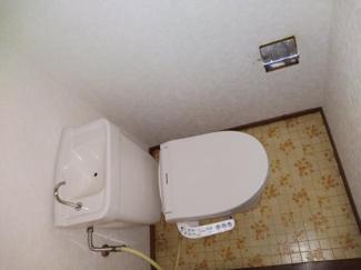 【トイレ】櫻井ハイツ