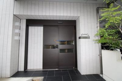 【エントランス】プランドール江戸堀