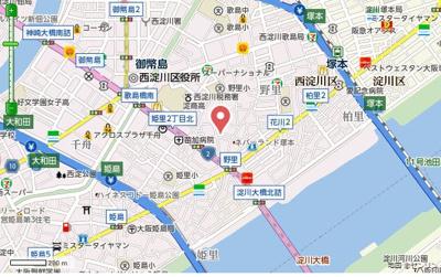 【地図】ジークレフ野里