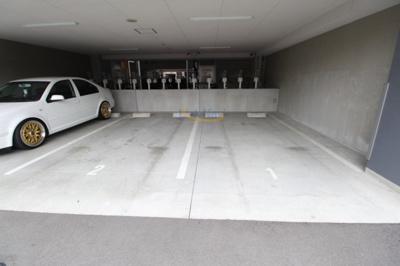 【駐車場】プランドール新大阪SOUTHレジデンス