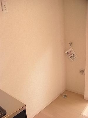 室内物洗濯機置場