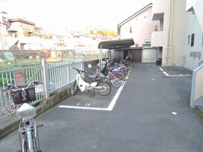 【駐車場】第1マーブルハイツ