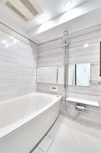 【浴室】チサンマンション西公園