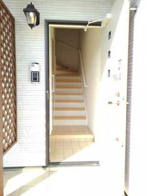 【玄関】レジデンス北原