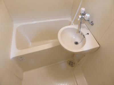 【浴室】グレイスコート幡ヶ谷