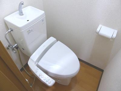 【トイレ】グレイスコート幡ヶ谷