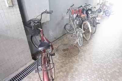 【駐車場】島之内シティーハイツ