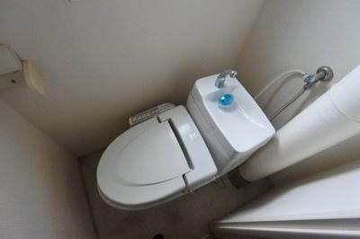 【トイレ】島之内シティーハイツ
