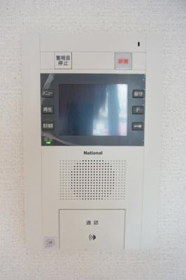 【セキュリティ】スカイコート神楽坂参番館