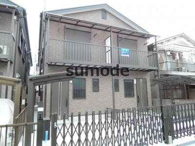 【外観】清水タウンハウスE棟