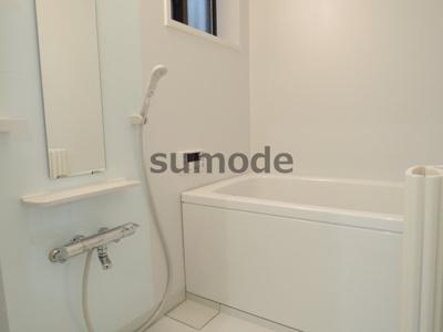 【浴室】清水タウンハウスE棟