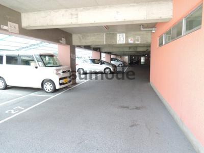 【駐車場】フラットピア88