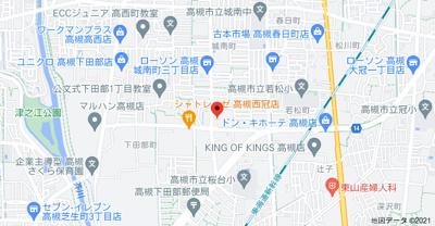 【地図】フラットピア88