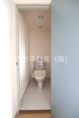 【トイレ】レジデンス山崎