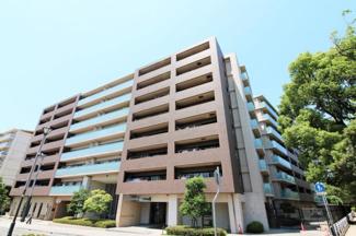 【ザ・ガーデネクスシティアクア館】地上8階建 総戸数160戸 ご紹介のお部屋は3階部分です♪