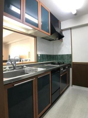 【キッチン】ファミール北加賀屋こもれびの街